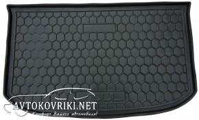Купить коврик в багажник КИА Соул 2014- (верхний) полиуретановый