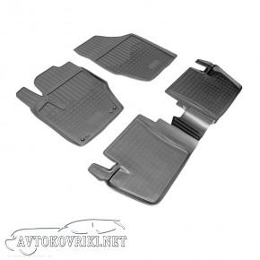 Коврики в салон для Peugeot 408 2012-
