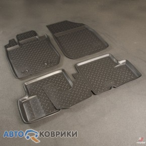 Коврики в салон для Renault Duster 4*4 2010- Norplast