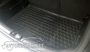 Коврик в багажник для Kia Soul 2014- (нижний)