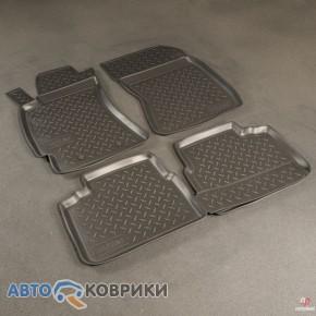 Коврики в салон для Subaru Forester III 2008-2013 Norplast