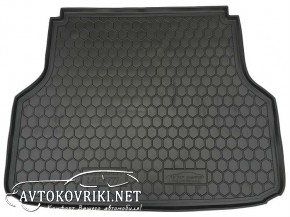 Коврик в багажник для Chevrolet Lacetti Wagon 2004- AVTO-Gumm