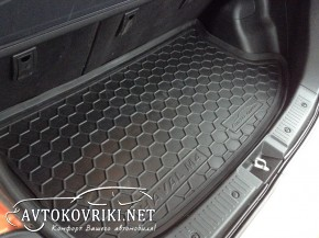 Avto-Gumm Коврик в багажник для Great Wall Haval M4 2012-