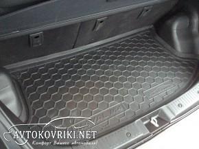 Коврик в багажник Грейт Вол Хавал М4 2012- полиуретановый Автогу