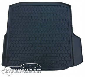 AVTO-Gumm Коврик в багажник для Skoda Octavia (A7) 2013-