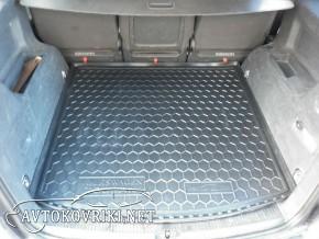 AVTO-Gumm Коврик в багажник для Volkswagen Touran 2010-