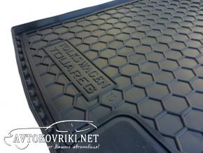 AVTO-Gumm Коврик в багажник для Volkswagen Touareg 2010- (2-х зо