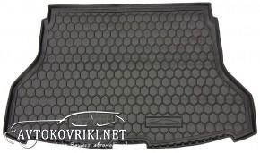 Купить коврик в багажник Nissan X-Trail T32 2014- полиуретановый