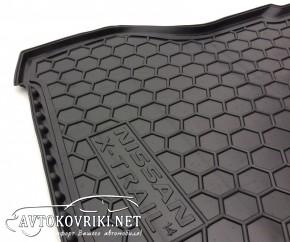 Коврик в багажник для Nissan X-Trail (T32) 2014- Avtokovriki.net