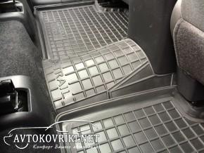 Автомобильные ковры в салон для Ниссан X-Trail (T32) 2014-