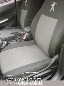 EMC Elegant Автомобильные чехлы Peugeot 408 2012-