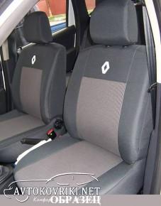 EMC Elegant Автомобильные чехлы Renault Scenic 2009-