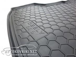 AVTO-Gumm Коврик в багажник для Geely GC5 Sedan 2014-