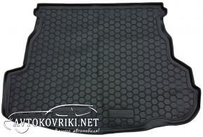 Купить коврик в багажник Мазда 6 Седан 2002-2007 полиуретановый