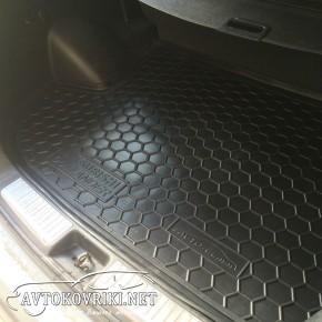 AVTO-Gumm Коврик в багажник для Mitsubishi Outlander 2003-2007