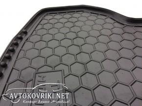 Коврик в багажник для Toyota Highlander 2014- (7-мест)