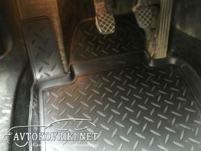 NorPlast Коврики в салон для Volkswagen Passat CC 2012-