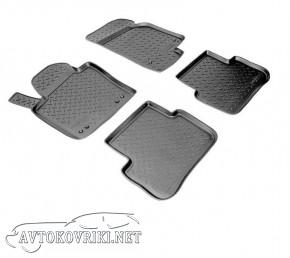 Купить Коврики в салон для Volkswagen Passat CC 2012-