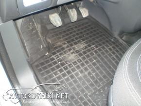 Коврики в салон для Citroen Jumpy 2007- (длинная база) AVTO-Gumm