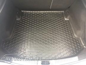 Купить коврик в багажник Форд Мондео Хэтчбек 2007- (с докаткой)