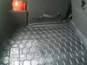 Коврик в багажник Форд Фиеста Ford Fiesta купить автогум Avto-Gu