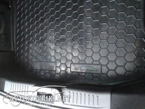 Коврик в багажник Форд Фиеста 2011- полиуретановый Автогум