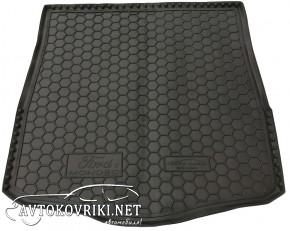 Купить коврик в багажник Форд Мондео Седан 2007- (полноразмерная