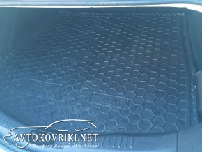 AVTO-Gumm Коврик в багажник для Ford Mondeo Sedan 2007- (полнора