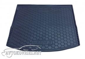 Купить коврик в багажник Мазда 3 Хэтчбек 2014- полиуретановый Ав