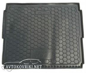 AVTO-Gumm Коврик в багажник для Peugeot 3008 2010-