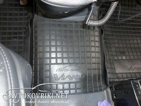 Коврики в салон для Mercedes-Benz VIANO / VITO (2007) AVTO-Gumm