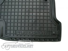 Коврики в салон для Mitsubishi Pajero Sport II 2008- AVTO-Gumm