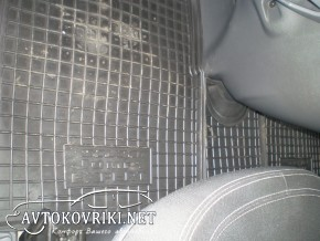 AVTO-Gumm Коврики в салон для Peugeot Expert 2007- (2.0)