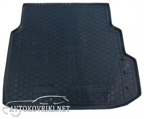 AVTO-Gumm Коврик в багажник для Mercedes-Benz E-Class (W211) 200