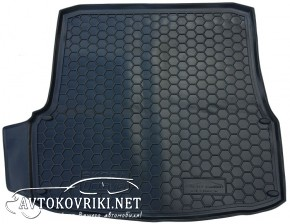 Купить коврик в багажник Шкода Октавия А5 седан 2004-2013  полиу