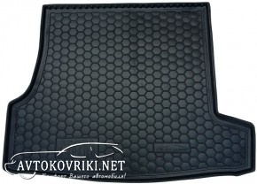 Купить коврик в багажник Шкода Суперб 2001-2008 полиуретановый А