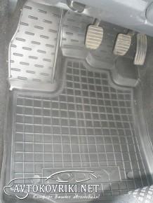 Коврики в салон для Renault Lodgy 2013- AVTO-Gumm