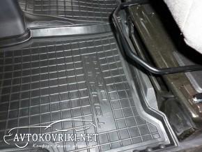 AVTO-Gumm Коврики в салон для Ford Custom 2012- (1+2) передние