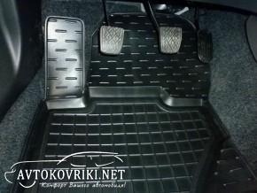 Коврики автомобильные в салон Джили GC6 2014- Автогум полиуретан