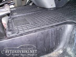 Коврики в салон для Renault Trafic II 2002- AVTO-Gumm