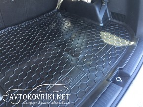 Коврик в багажник для KIA Sorento 2015- (7-мест)