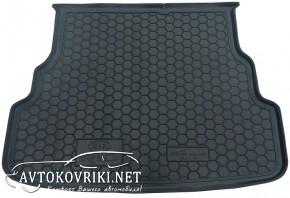 Купить коврик в багажник Киа Рио Седан 2015- полиуретановый Авто