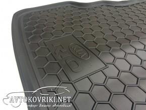 AVTO-Gumm Коврик в багажник для Kia Rio Sedan 2015-