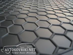 Купить коврик в багажник Киа Рио Хэтчбек 2015- (Top) полиуретано