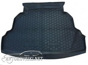 Купить коврик в багажник Джили GC7 2015- полиуретановый Автогум
