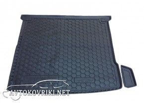 Купить коврик в багажник Мерседес-Бенц ML-Класс (W166) 2011- пол