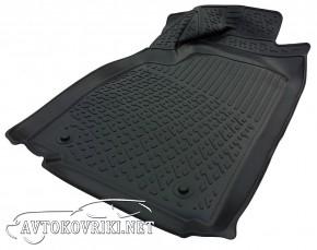 3D коврики в салон для MG 3 2013- L.Locker