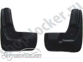 L.Locker Брызговики Peugeot 308 2013- (передние)