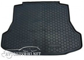 AVTO-Gumm Коврик в багажник для Honda Civic 4D Sedan 2006-2012