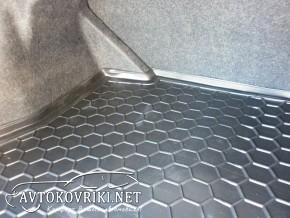 Купить коврик в багажник Хонда Цивик 4D Седан 2006-2012 полиурет